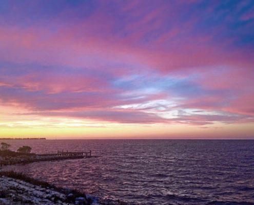 Mobile Bay - Gulf Shores, Alabama