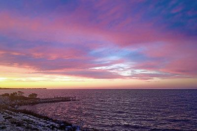 Mobile Bay - Gulf Shores, Alabama