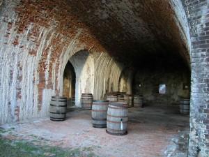 Fort Morgan in Gulf Shores Alabama