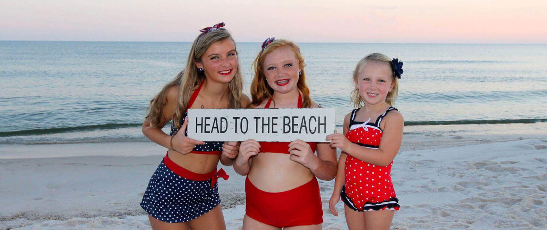 Head to the beach - Gulf Shores, Alabama