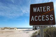 Water Access - Gulf Shores, Alabama